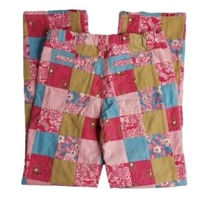 Lily Pulitzer Girl's Hartwell Patchwork Sewn Pants
